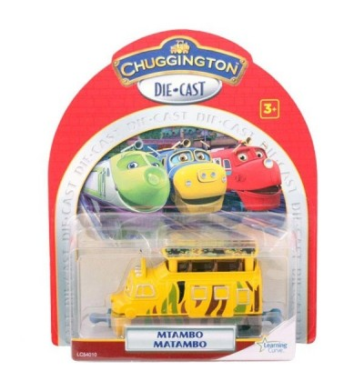 Паровозик Мтамбо, Chuggington (LC54010)