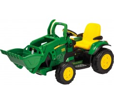 "Екскаватор John Deer ""Ground Loader"", Peg-Perego (OR 0068)"