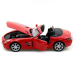Автомобіль Mercedes-Benz SLS AMG Roadster, Maisto (31272 red)