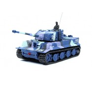 Танк мікро на р/к Tiger зі звуком, Great Wall Toys (GWT2117-3 хакі синій)