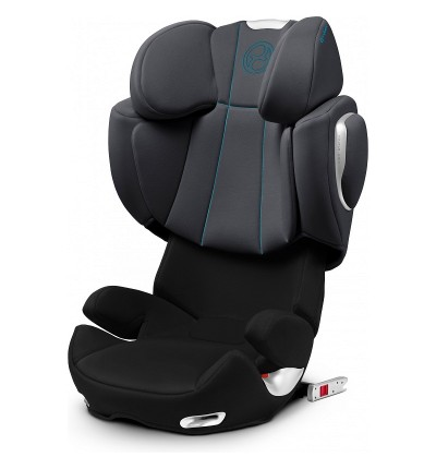 Автокресло Solution Q-fix Black River, Cybex