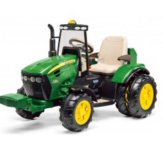 "Дитячий трактор John Deere ""Dual Force"", Peg-Perego (OR 0047)"