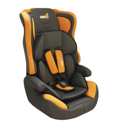 Автокресло Log's seat - orange blue - (1/2/3), BabyHit