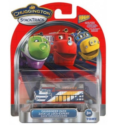 Паровозик Захар, Chuggington (LC54122)