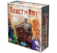 Настільна гра Ticket to Ride: Америка, Hobby World (1530)