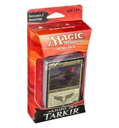 Настольная игра Khans of Tarkir. Mardu Raiders (eng), Magic (945406/3)