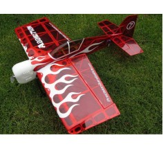 Літак на р/к Addiction KIT, Precision Aerobatics (PA-AD-RED червоний)