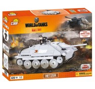 Конструктор World Of Tanks Хетцер, Cobi (COBI-3001)