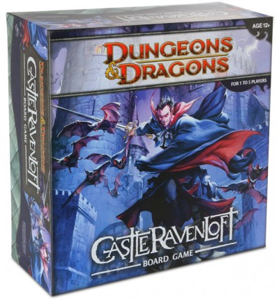 "Настольная игра ""D&D Castle Ravenloft"", Wizards of the Coast (499893)"