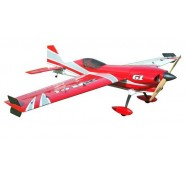 Літак на р/к XR-61 KIT, Precision Aerobatics (PA-XR61-RED червоний)