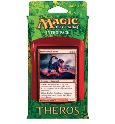Настільна гра Theros. Blazing Beasts of Myth (eng), Magic (828853/2)