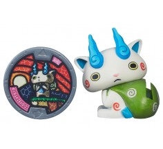 Фігурка з медаллю Yo-kai Watch Комасан (Komasan), Hasbro (B5940)