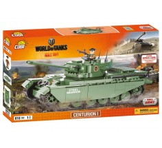 Конструктор World Of Tanks Центурион, Cobi (COBI-3010)