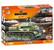 Конструктор World Of Tanks Т-34/85, Cobi (COBI-3005)