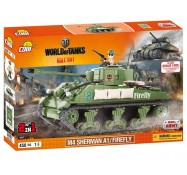 Конструктор World Of Tanks Шерман Файрфлай, Cobi (COBI-3007)