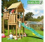 Башня с горкой Jungle Palace, Jungle Gym (401_005)