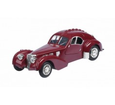 Автомобиль Vintage Car, бордовый,1:28, Same Toy (HY62-2AUt-4)