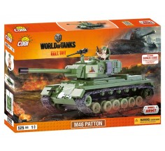 Конструктор World Of Tanks М46 Паттон, Cobi (COBI-3008)