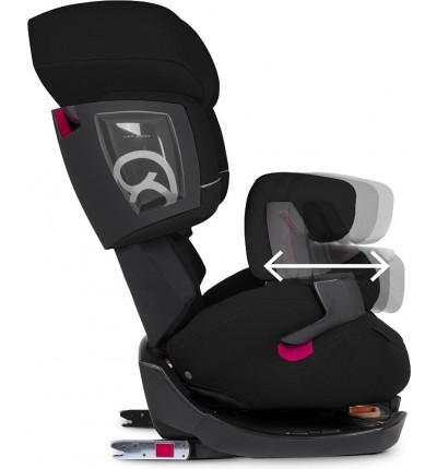 Автокресло Pallas-2fix Gray Rabbit, Cybex