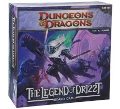 "Настільна гра ""D&D The Legend of Drizzt"", Wizards of the Coast (621386)"
