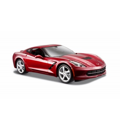 Автомобіль Corvette Stingray Coupe 2014, Maisto (31505 met. red)