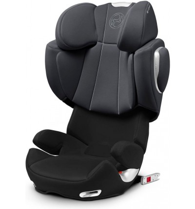 Автокресло Solution Q-fix Storm Cloud, Cybex