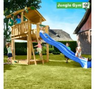 Вежа з гіркою Jungle Chalet, Jungle Gym (401_013)