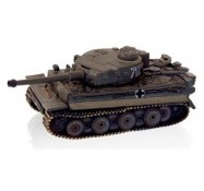 "Об'ємний пазл Танк SD.KFZ.181""Tiger I"", 4D Master (26321 dark grey)"