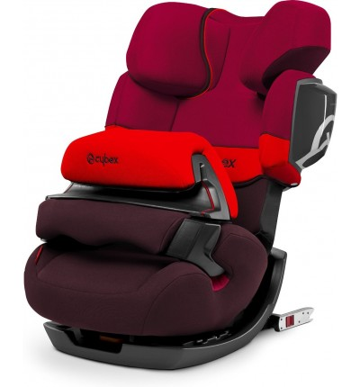Автокресло Pallas-2fix Rumba Red, Cybex