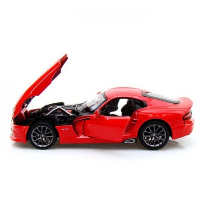 Автомобіль SRT Dodge Viper GTS 2013, Maisto (31271 red)