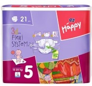 Подгузники Bella Happy Junior 5 (12-25 кг) 21 шт.
