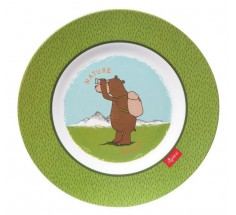 Тарілка Forest Grizzly, sigikid (24765SK)