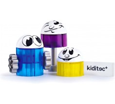 Конструктор Happy M-Buddies 12 деталей, Kiditec (1480)