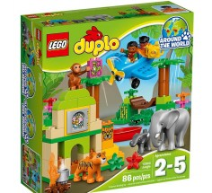 "Конструктор LEGO Duplo Around the World ""Джунгли"" (10804)"
