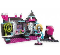 Конструктор Monster High Урок укусологии, Mega Bloks (DKY23)