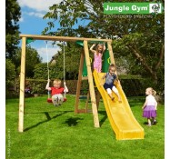Гойдалка з гіркою Jungle Peak, Jungle Gym (401_300)