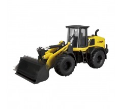 Экскаватор Construction New Holland W170D, Bburago (18-32083)
