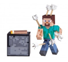 Ігрова фігурка Minecraft Steve with Arrow 8 см, (19971M)