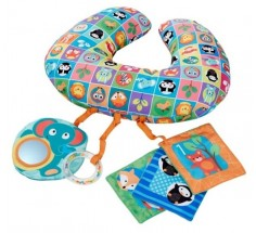 Подушка ігровий центр Animal Tummy Time, Chicco (07946.00)