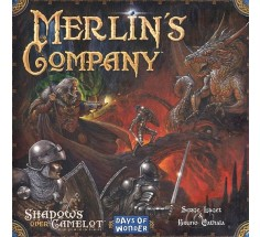 "Настольная игра ""Shadows over Camelot. Merlin's Company"" (на англ.), Days of Wonder (7403)"