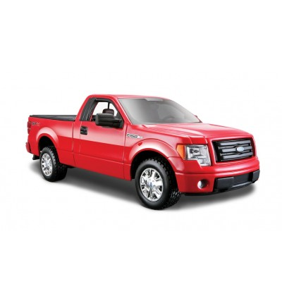 Автомобіль Ford  F-150 STX, Maisto (31270 red)