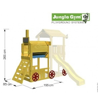"Модуль ""Train Module"", Jungle Gym (450_415)"