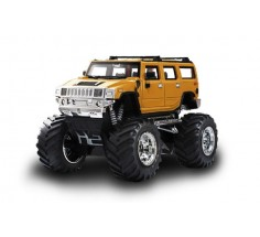 Джип мікро р/к Hummer, Great Wall Toys (GWT2008D-7 жовтий)