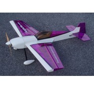 Літак на р/к Katana Mini KIT, Precision Aerobatics (PA-KM-PURPLE фіолетовий)